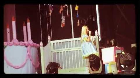 Mad Hatter Live Melanie Martinez At Austin City Limits 2016 Weekend 1