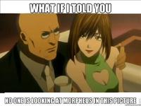 Y ymatrix anime