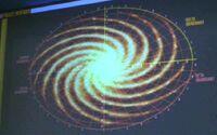 Milky Way Galaxy Quadrants