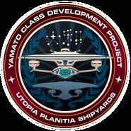 Yamato class patch by Thomas Morrone