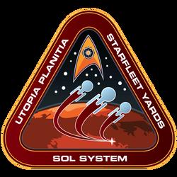 Utopia Planitia patch