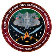 Dervish class patch by Thomas Morrone
