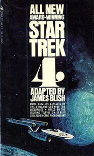 Star Trek 4 cover