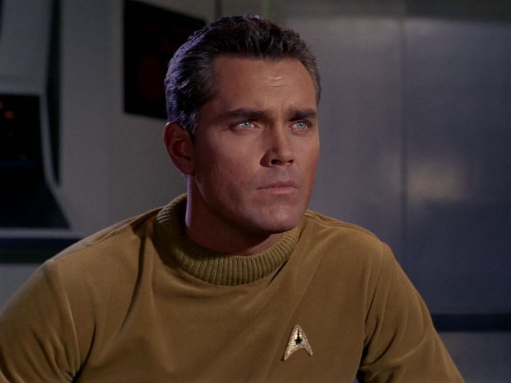 MBTI enneagram type of Christopher Pike
