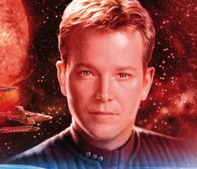 Lt. Commander Tom Paris