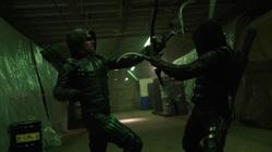 Green Arrow vs Prometheus