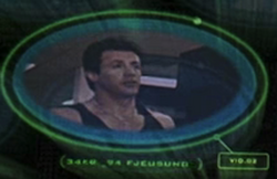 Stallone alien