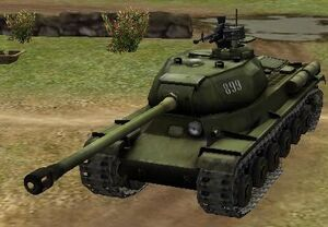 Ingame IS-2