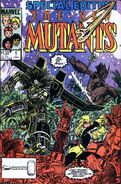 New Mutants Special Edition Vol 1 1 Direct