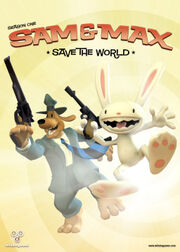 Sam & Max Save the World artwork