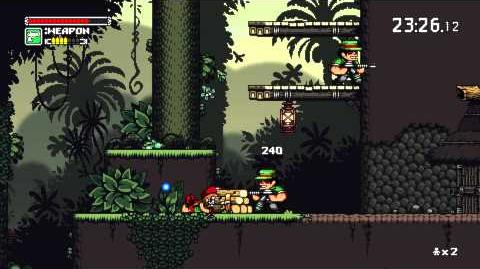 Mercenary Kings - Early Access Trailer-0