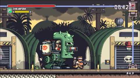 How to beat - Titan Trooper Mercenary Kings-0