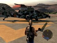 Warsong Attack Helicopter Right Side