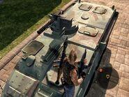 Guardian APC Turret Front