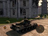 Jaguar Tank Rear Quarter