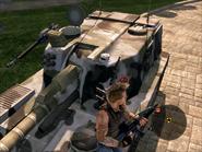 Tempered Hammer Artillery Turret Front