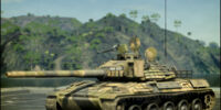 Jaguar Heavy Tank