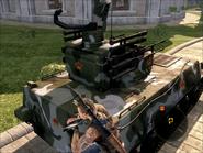 Iron Dove Heavy Anti-Air Turret Rear