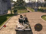 Dragon Lance Light Tank Front