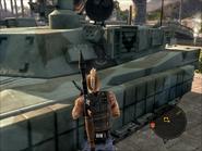 Diplomat Heavy Tank Side Details