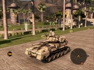 Puma Light Tank Front Quarter