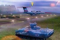 Chokepoint - Cargo plane