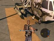 Locust Assault Helicopter Weaponry