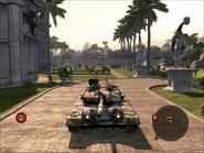 Iron Mountain Heavy Tank Front