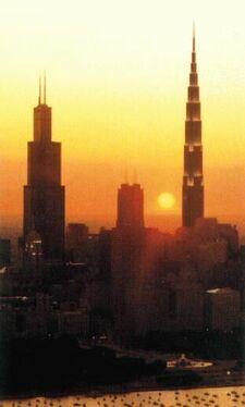 Miglin Beitler Skyneedle, Chicago