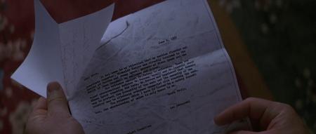 Kudrow reads Pedranski Letter 2