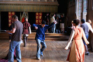 Merlin Cast Behind The Scenes Series 1