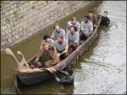 Merlin Cast Behind The Scenes Series 4