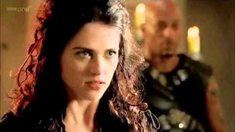 "Merlin 4x13 ""Arthur and Morgana reunite"""