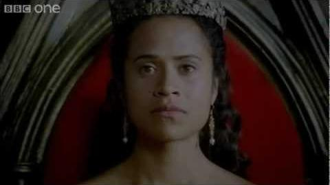 Merlin The Diamond of the Day Part Two Next Time Trailer - Series 5 - BBC One Christmas 2012-0