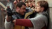 Arthur and Valiant IX