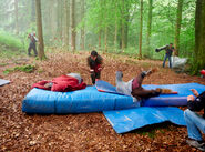 Merlin Cast and Crew Behind The Scenes Series 4-3