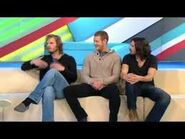Rupert Young Tom Hopper and Eoin Macken