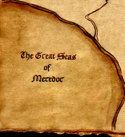 The great seas of Meredor