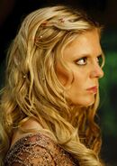 Morgause stares promo from Series 2
