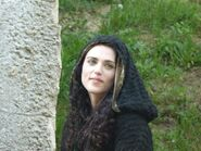 Katie McGrath Behind The Scenes Series 4-6