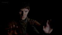 Merlin kills Agravaine