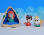 Squinkies The Little Mermaid From Disney