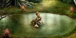 Captive Mermaid
