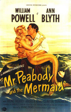 Mr Peabody And Mermaid