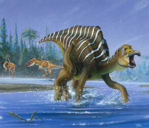 Maiasaura-Todd-Marshall