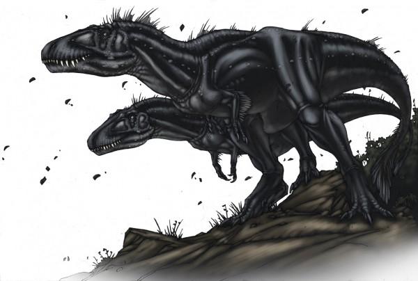 File:Tyrannosaurus-2-Brett-Booth-600x404.jpg
