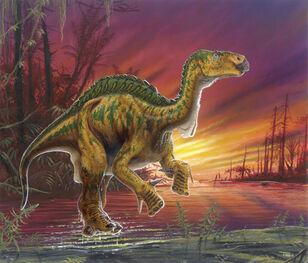 Iguanodon-Todd-Marshall