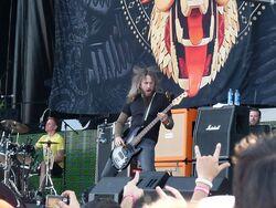 Mastodon Sonisphere 2012