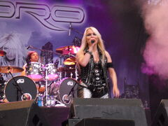 Doro-performing-live-at-Norway-Rock-Festival-2009