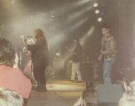 Rez band live